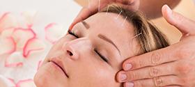 Akupressur und Akupunktur